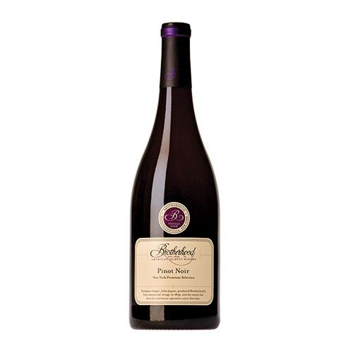 Bottle of Brotherwood Pinot Noir