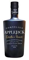 Bottle of Harvest Spirits Distiller's Reserve Applejack