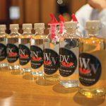 Stoutridge product line of spirits