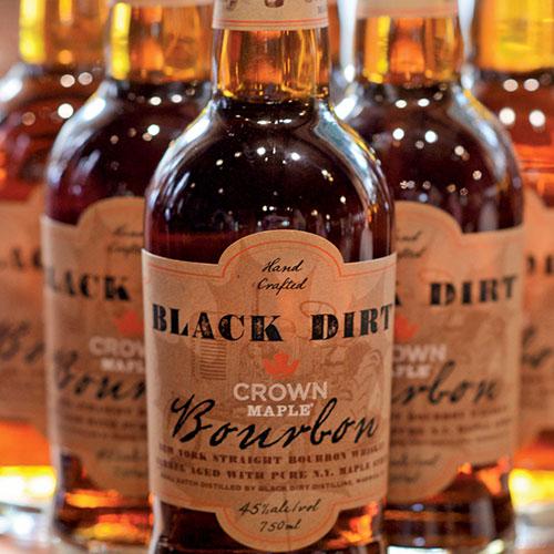 Black Dirt Crown Maple Bourbon Whiskey