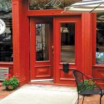 Hudson Chatham Winery Font Door