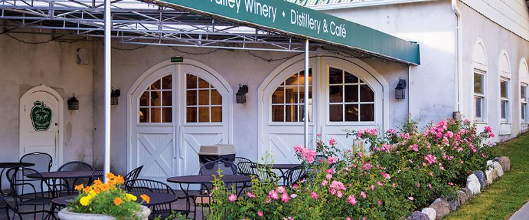 Warwick Valley Winery Front Door