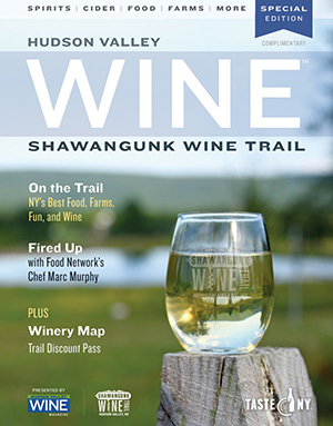 Shawangunk Wine Trail Special Edition cover