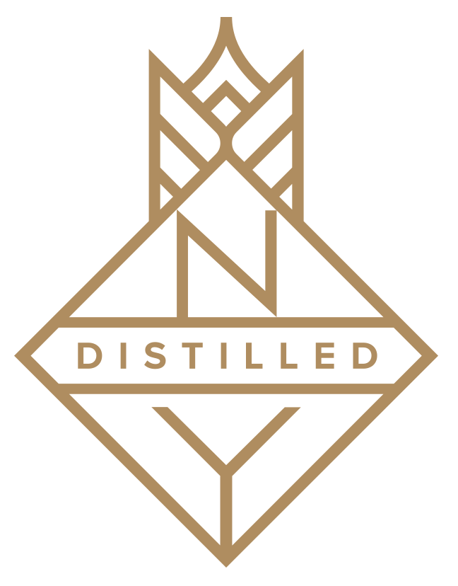 New York Distilled Logo