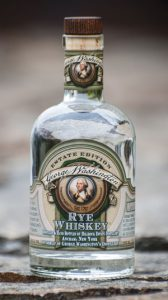 photo of George Washington Rye Whiskey from Hillrock Estate Distillery