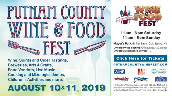 Putnam County Wine & Food Festival