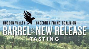Hudson Valley Cabernet Franc Coalition Barrel Tasting + New Release Tasting