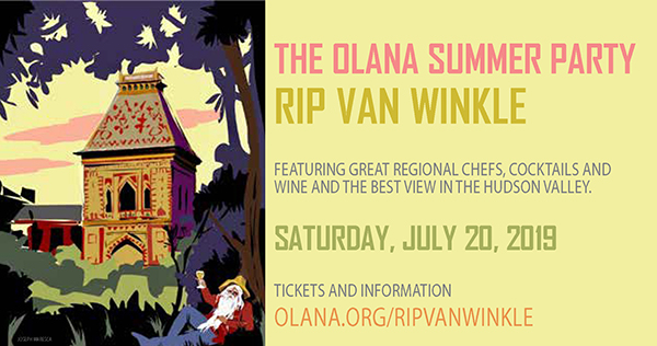 The Olana Summer Party: Rip Van Winkle