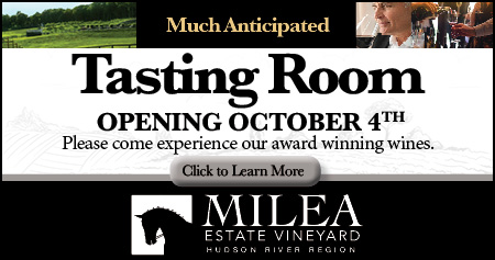 Milea Winery opening ad