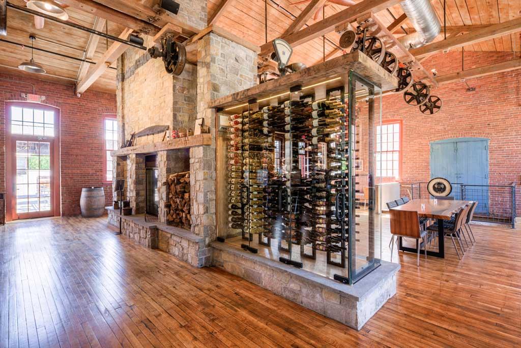 interior of City Winery
