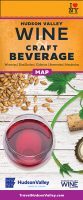 Cover of Hudson Valley Wine & Craft Beverage map