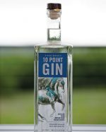 Bottle of Milea 10 Point Gin